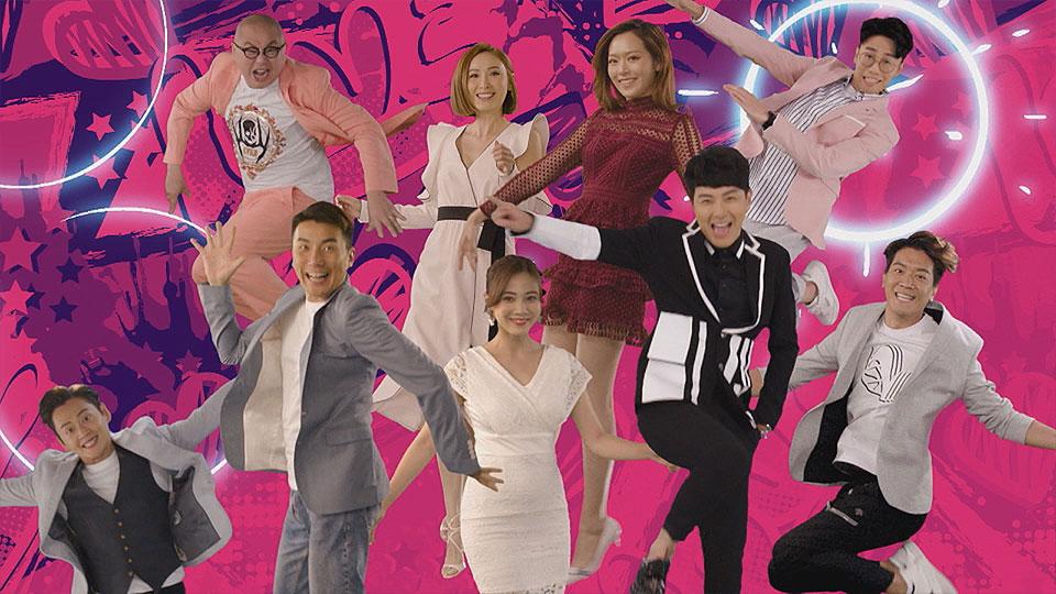 珍惜香港 發放娛樂 TVB52年-TVB 52nd Anniversary Gala