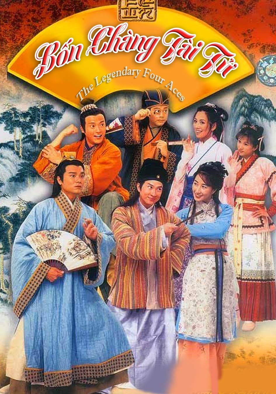 Bốn Chàng Tài Tử-